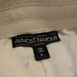 Almost Famous Shorts - Anchor Shorts